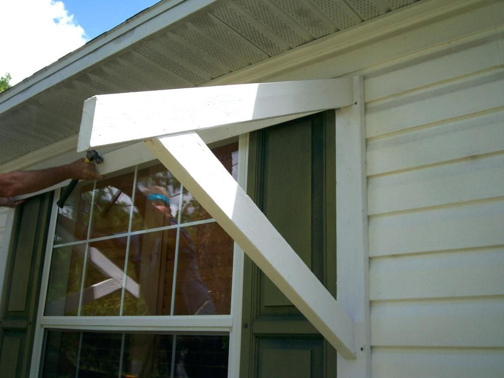 Simply Superior Patio Door Awning Over The Door Awning Steel Door Diy Awning Diy Window Diy Metal Roof