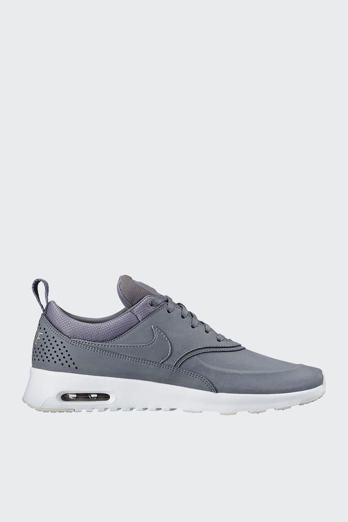 sports shoes 9f721 a6b6f GOOD AS GOLD   Streetwear, Fashion, Sneakers   Accessories — Womens Air Max  Thea Premium - cool grey cool grey