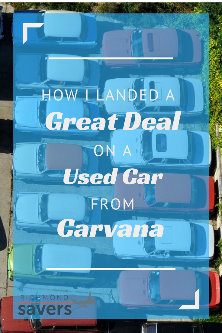 We saved $2,000 vs. the blue book value and had it delivered to our ...