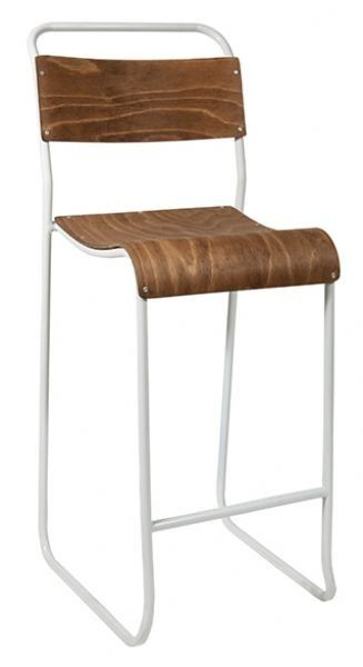 Pair Bed Stools: School Chair Bar Stools Set Of 4
