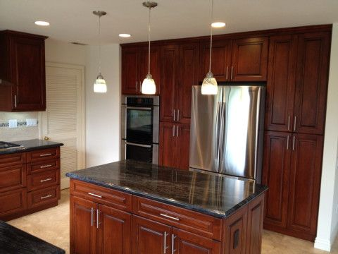 Custom cabinets and granite  http://www.kudzu.com/m/Guedes-Construction-Inc.-11862335