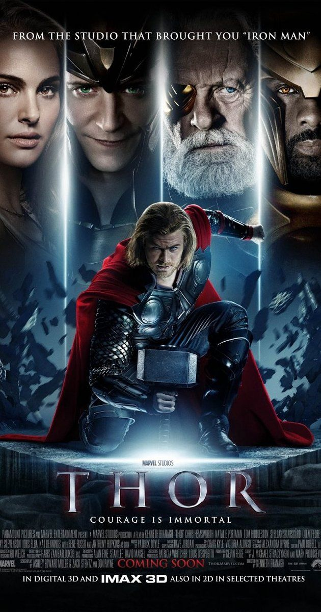 Directed By Kenneth Branagh With Chris Hemsworth Anthony Hopkins