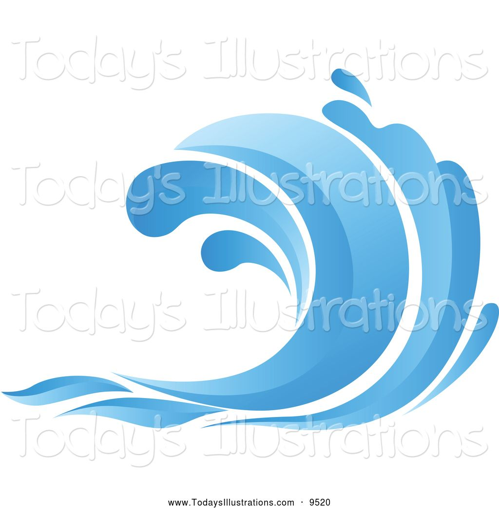 ocean waves clipart clipart panda free clipart images cricut ideas rh pinterest com blue ocean waves clipart vector ocean waves clipart