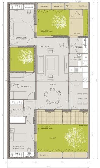 terrific creation de plan de maison gallery best image engine. Black Bedroom Furniture Sets. Home Design Ideas