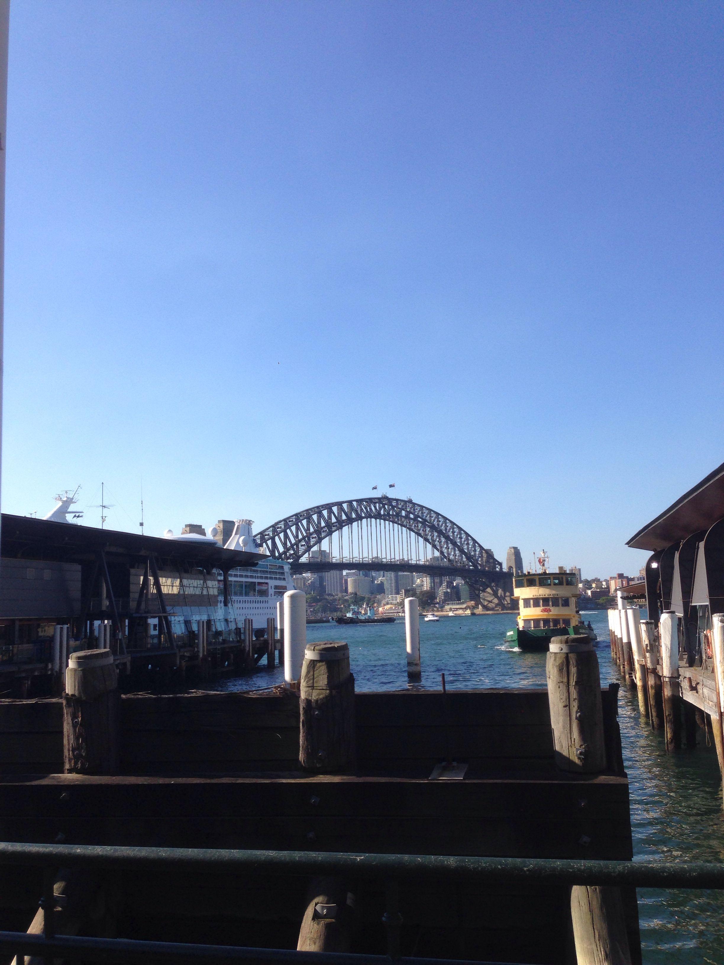 Sydney last weekend