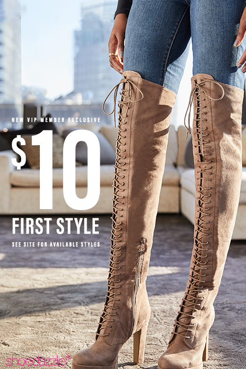 c4e9a8706f6 The Fall Sale Is Here - Get Your First Pair of Over The Knee Boots for Only   10! Take the 60 Second Style Quiz to get this exclusive offer!