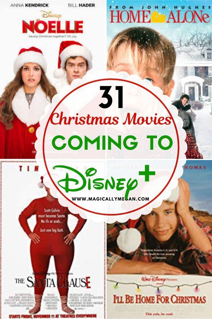 31 Christmas Movies Coming To Disney Plus Funny Christmas Movies Disney Plus Disney Christmas Movies