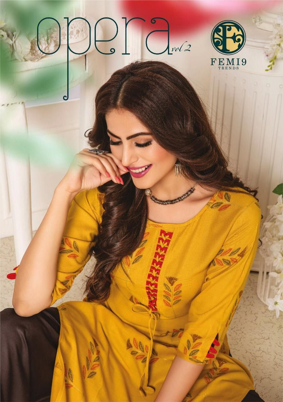 Order Femi 9 Kurtis 1060 On Whatsapp Number 919619659727 Or Artistryc In Photography Poses Women Stylish Dress Designs Traditional Indian Outfits