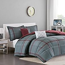 Image Of Cozy Soft Max 4 5 Piece Reversible Comforter Set