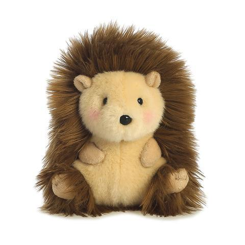 Puffy Fluffy Hedgehog Pet toys, Pet 5, Plush animals