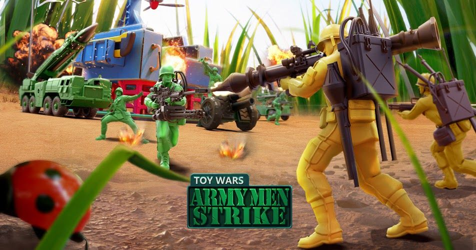 Free game app download army men strike army men game