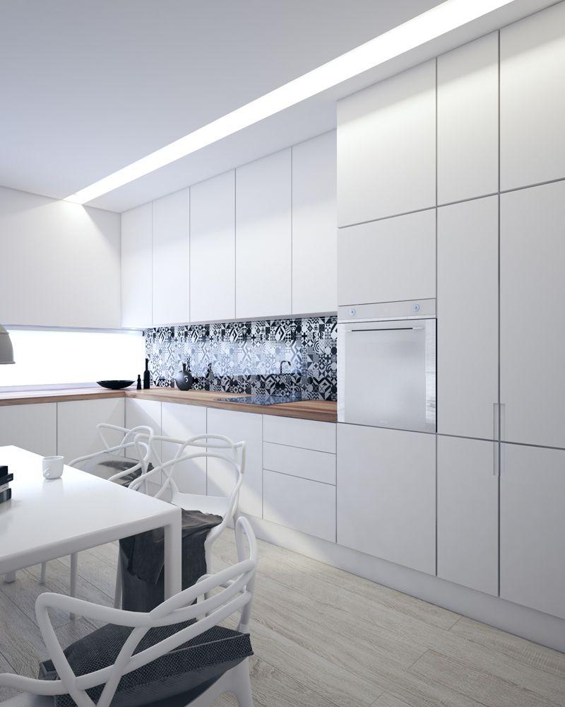 Horyzontalne Okno W Kuchni Szukaj W Google Home Decor Room Divider Home