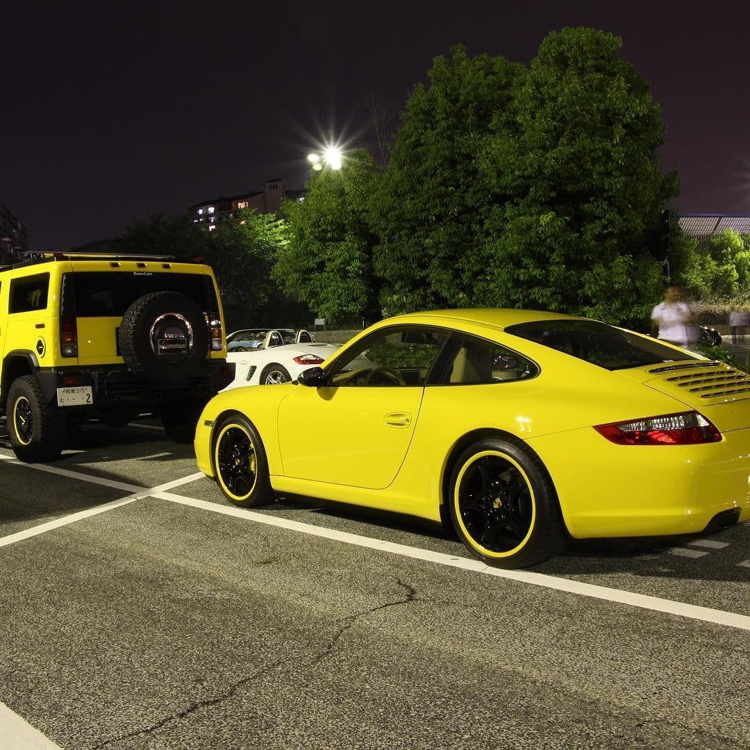 #porsche #porsche911 #yellow #nice #cool #amazing #awesome #photo #follow #love #photooftheday #follow4follow