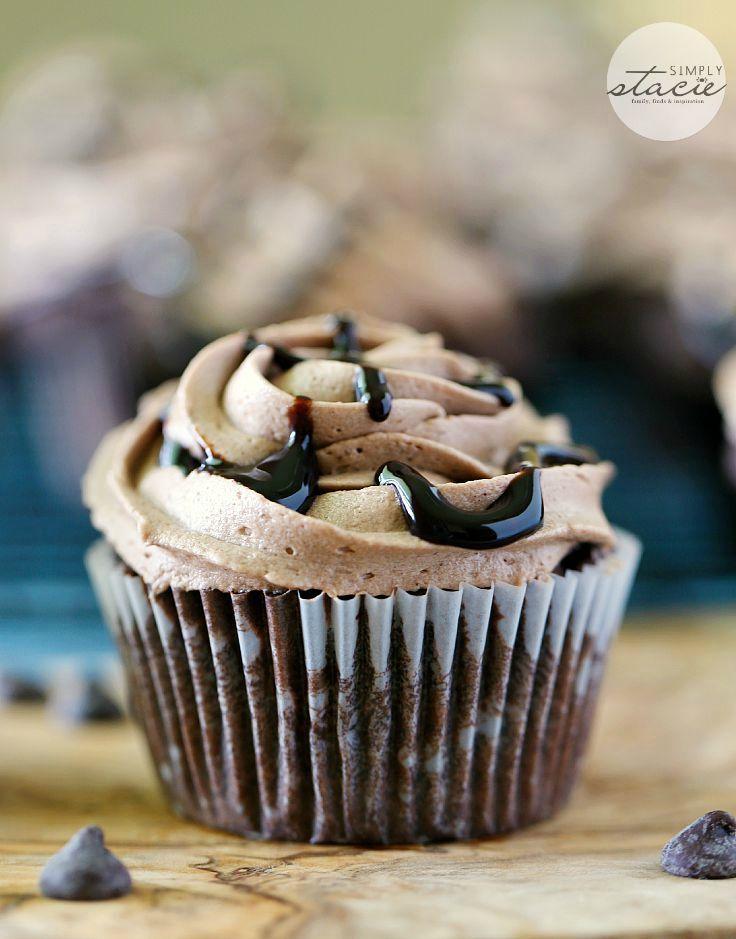 Çikolatalı Mocha Cupcake Tarifi 30