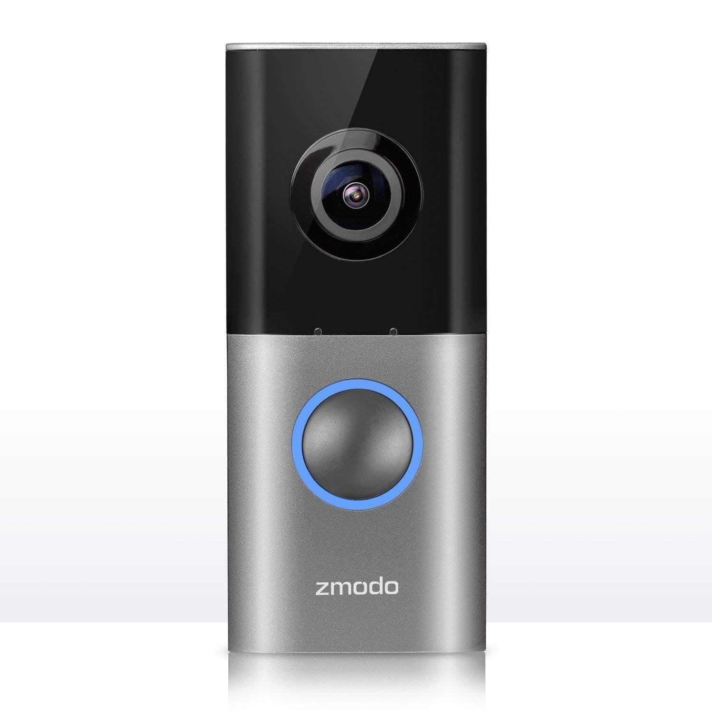 Zmodo Greet Pro Smart Video Doorbell, 1080p Security