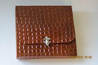Ligaya's Creativity Zone: Faux Leather