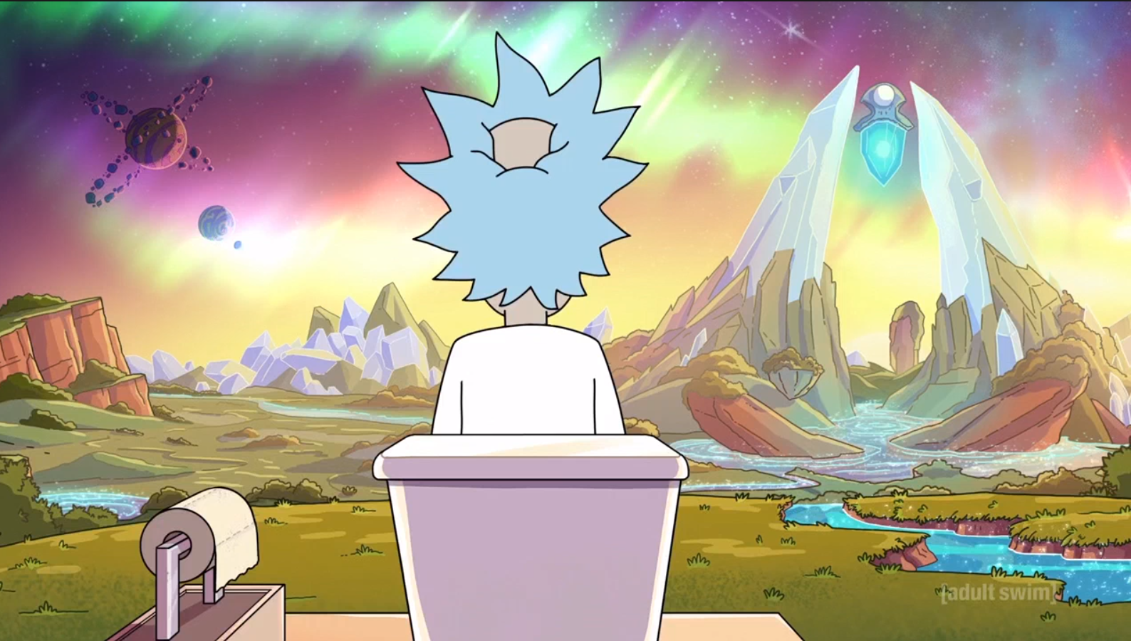 Pin By Brian Penny On Best Tv Shows Of All Time Rick And Morty Season Cartoon Wallpaper Rick Sanchez