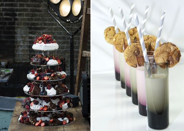 Creative Ways To Display Your Wedding Food From Kalm Kitchen