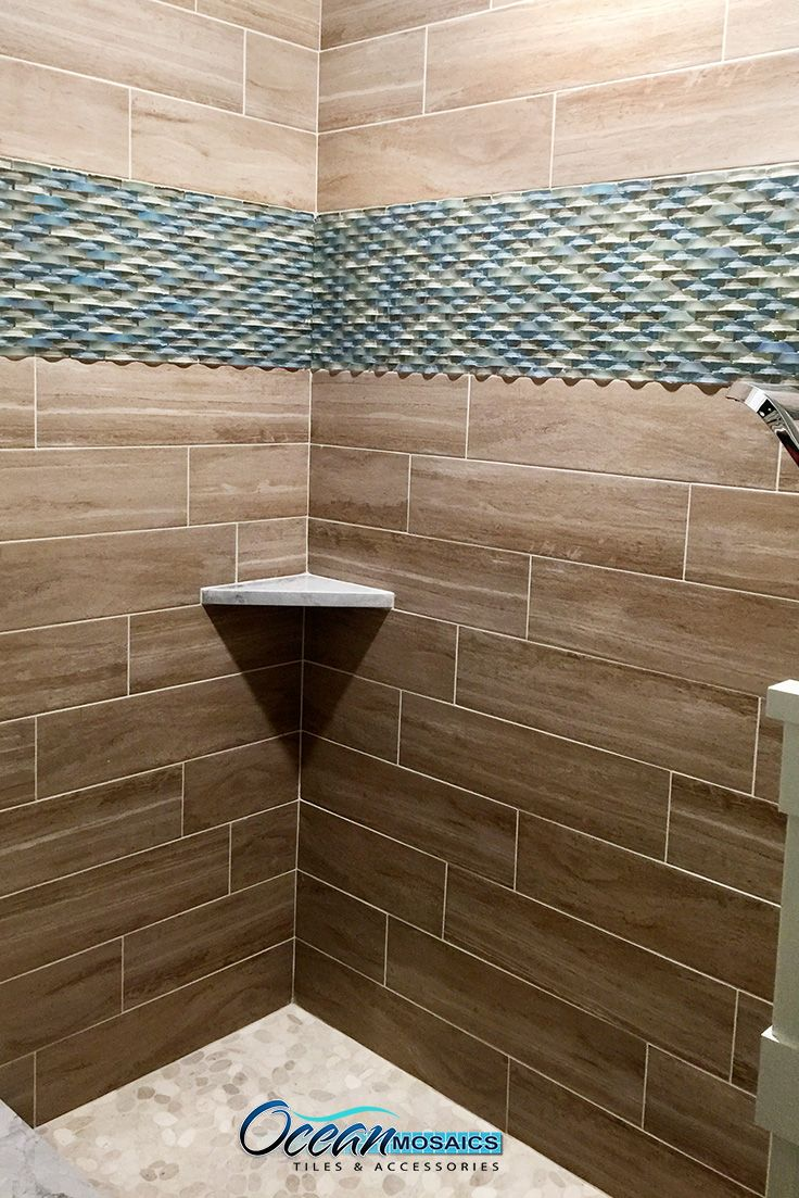 Large Tiles In Shower Stall