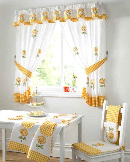 cortinas para salas y cocinas