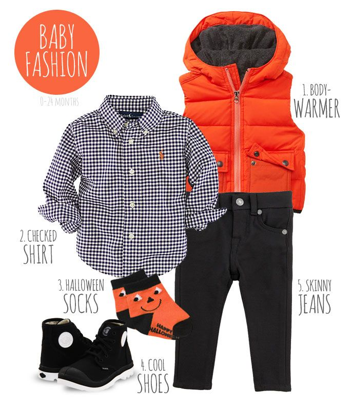028cc48005d Fashion for Kids  Halloween Baby Boy - Pret a Pregnant