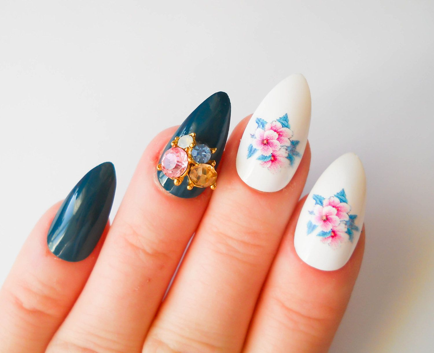almond nail - Google Search | Nails | Pinterest | Almond nails ...
