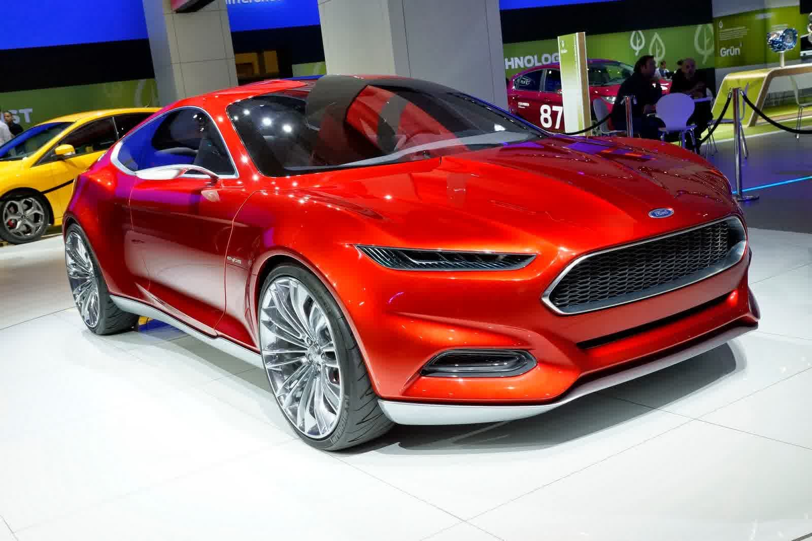 Concept cars 2015 ford car models 2015 mustang concept new cars 123