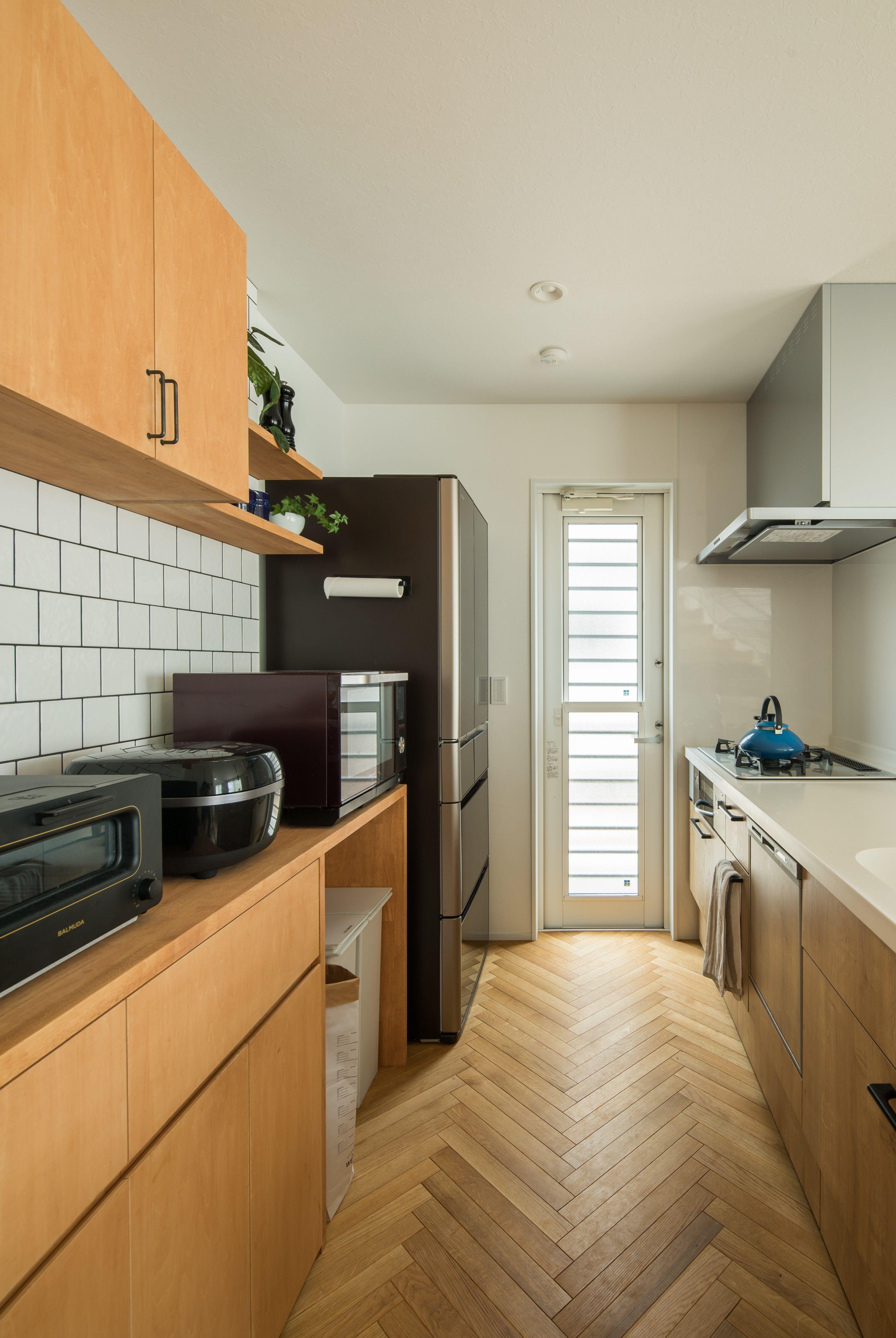 乾物や調味料の収納アイデアも 真似したい素敵な 冷蔵庫収納 を一挙ご紹介 Folk 収納 アイデア 冷蔵庫 収納 収納