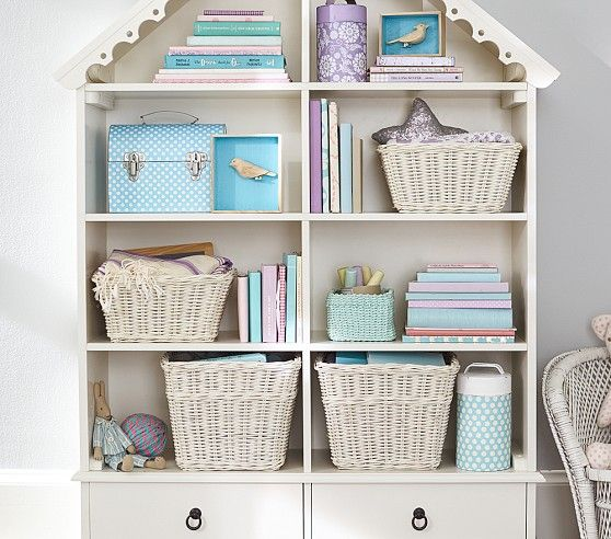 Dollhouse Bookcase Pottery Barn Kids 499 Kid Stuff Pinterest