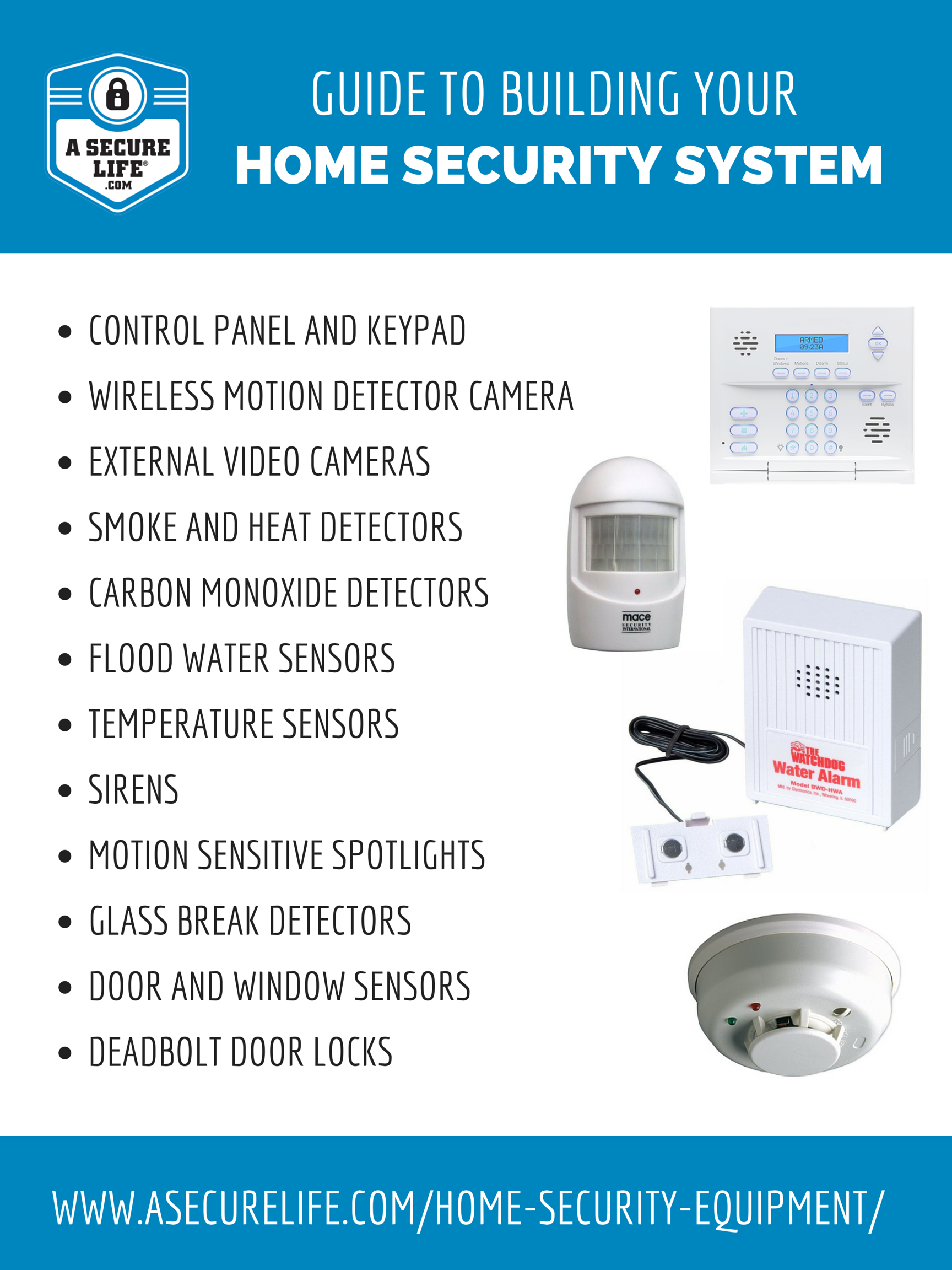 Ultimate Guide To Security Equipment Home Security Systems