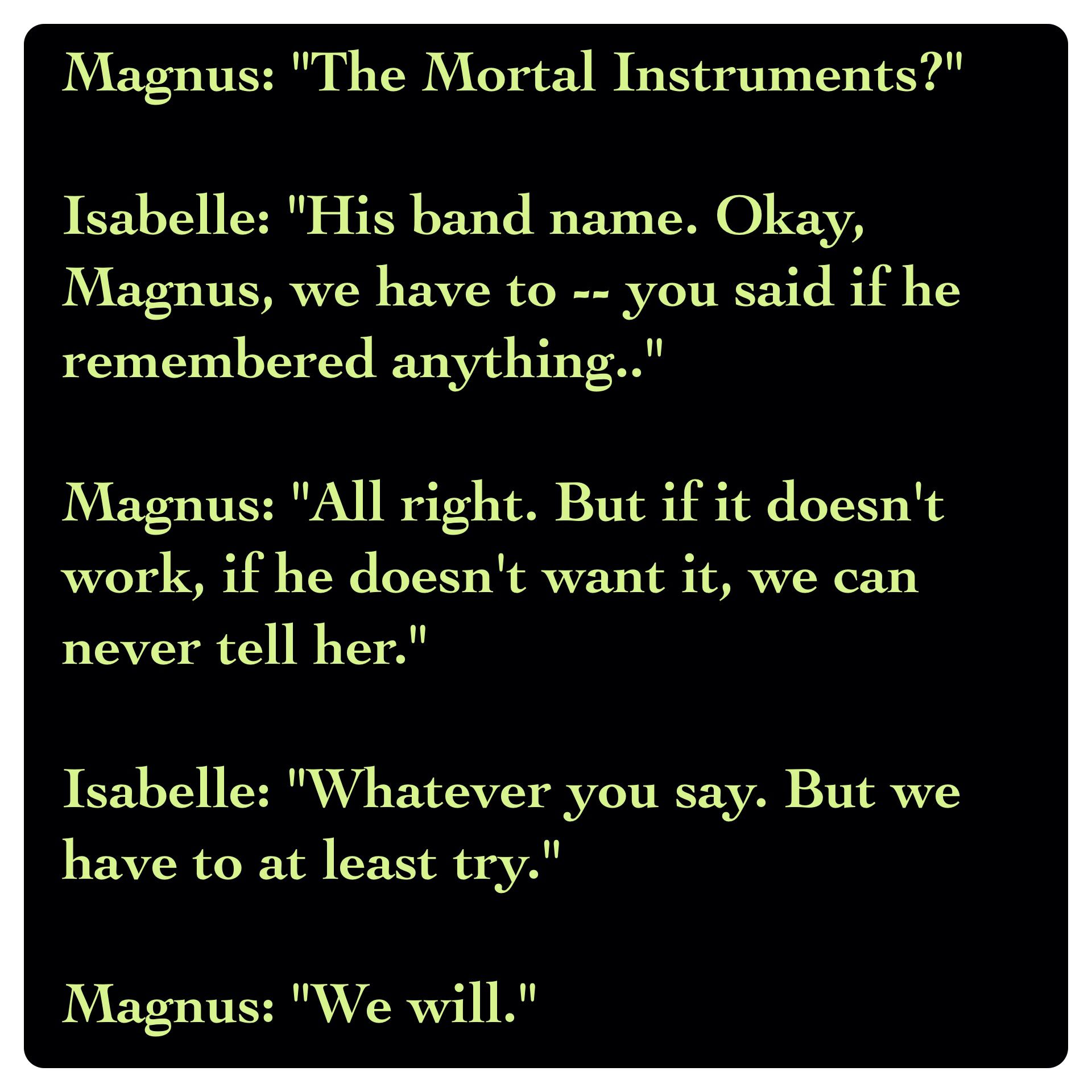 quotes from the mortal instruments - HD1920×1920