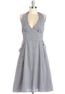 Life's A Picnic Dress