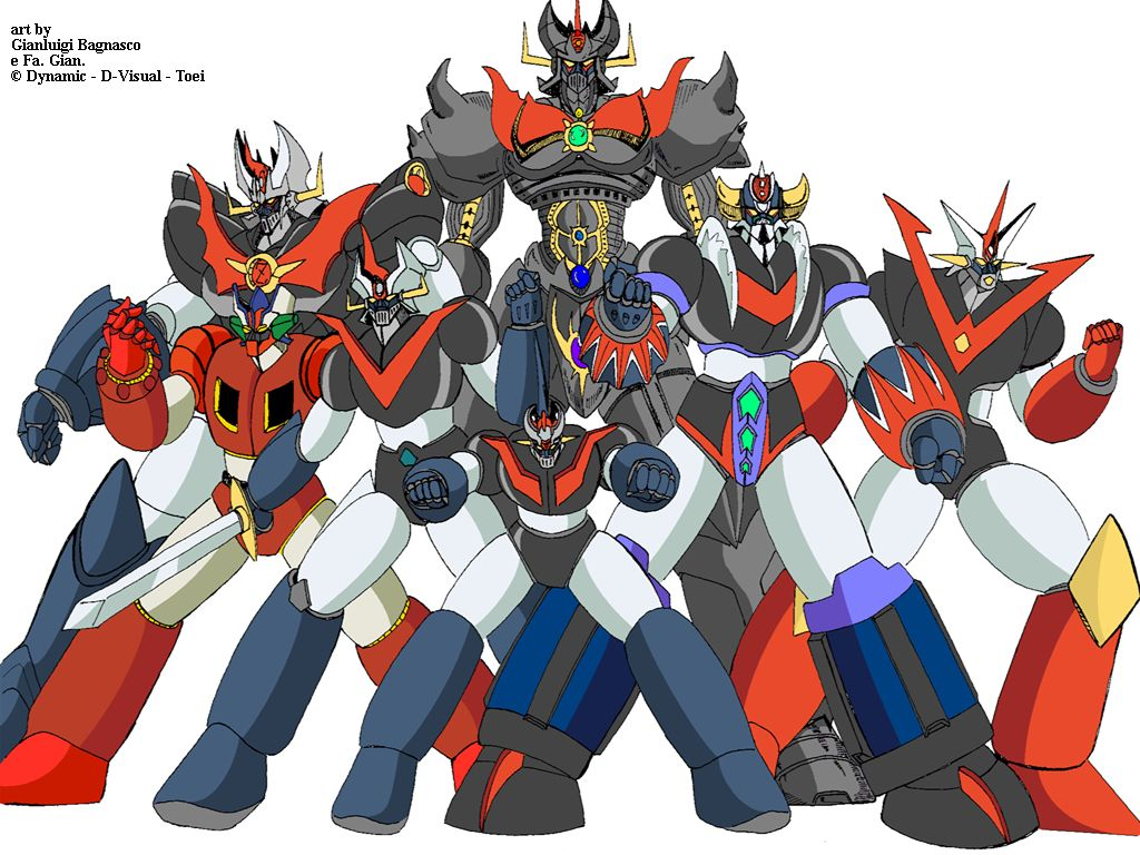 1000  images about Mazinger Z on Pinterest | Cartoon, Gouache and ...