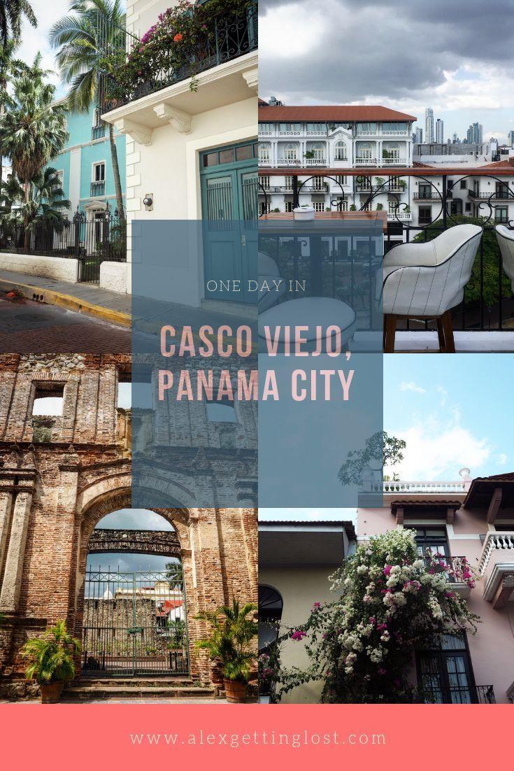 Exploring Panama City S Casco Viejo In 2020 With Images Panama City Panama Panama Travel Panama Canal