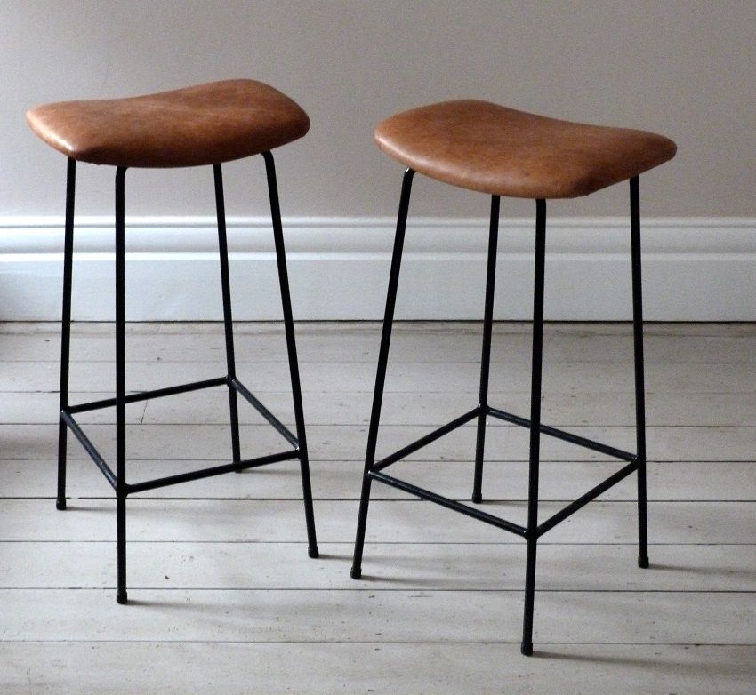 Vintage bar stools ideas stool inspiration cool for Bar und barhocker