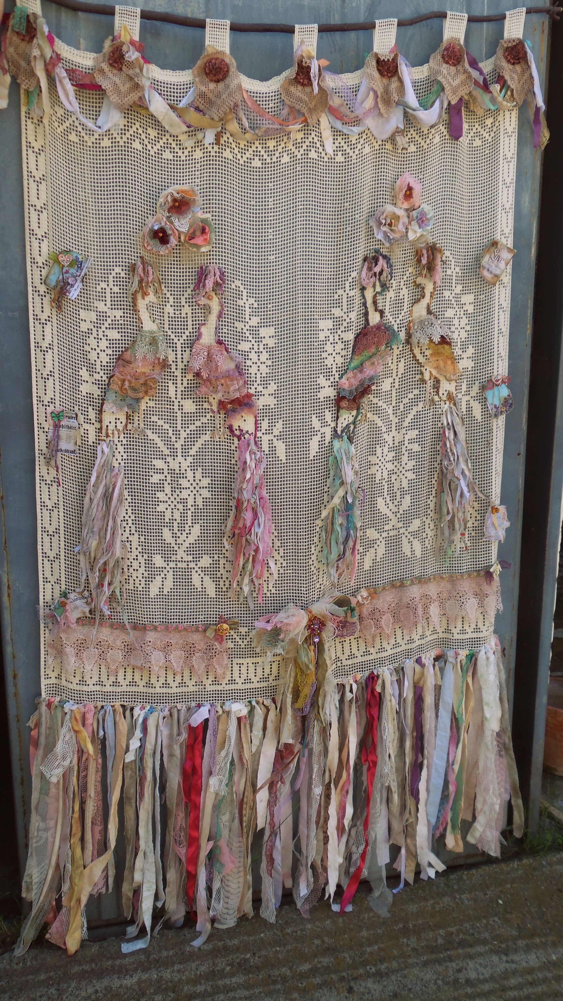 Macrame Wall Hanging Boho Chic Tapestry Decor