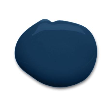 Loyal Blue Sw 6510 Blue Paint Color Sherwin Williams Blue Paint Colors Brown Paint Colors Blue Paint