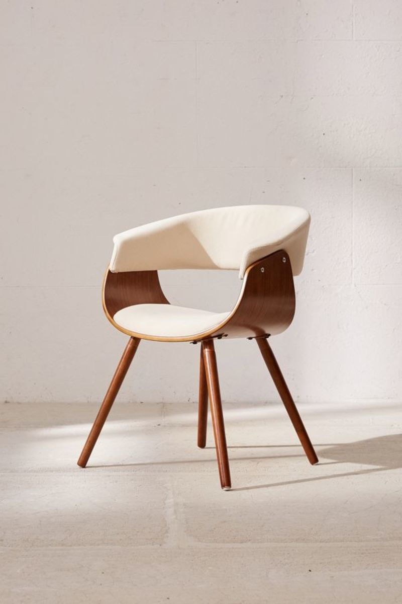 8 cute desk chairs for college to upgrade your standard issue dorm rh pinterest com White Desk Chair White Desk Chair