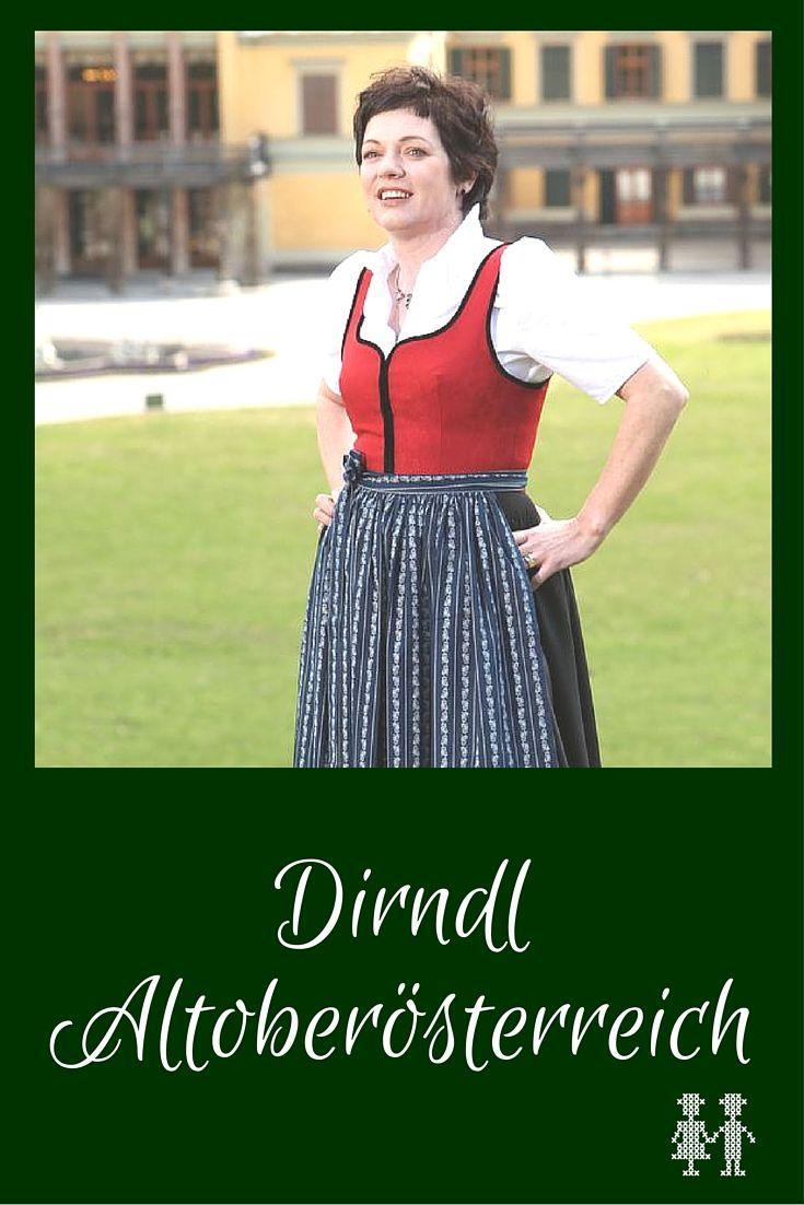 b521541df08941 Wissenswertes zum Dirndl Altoberösterreich   Folkwear of Germany ...