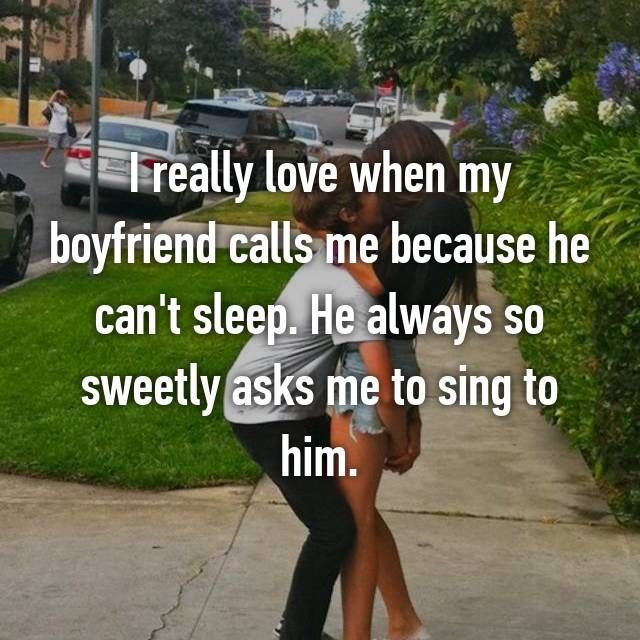 19 Adorable Things Girls Love About Their Boyfriends