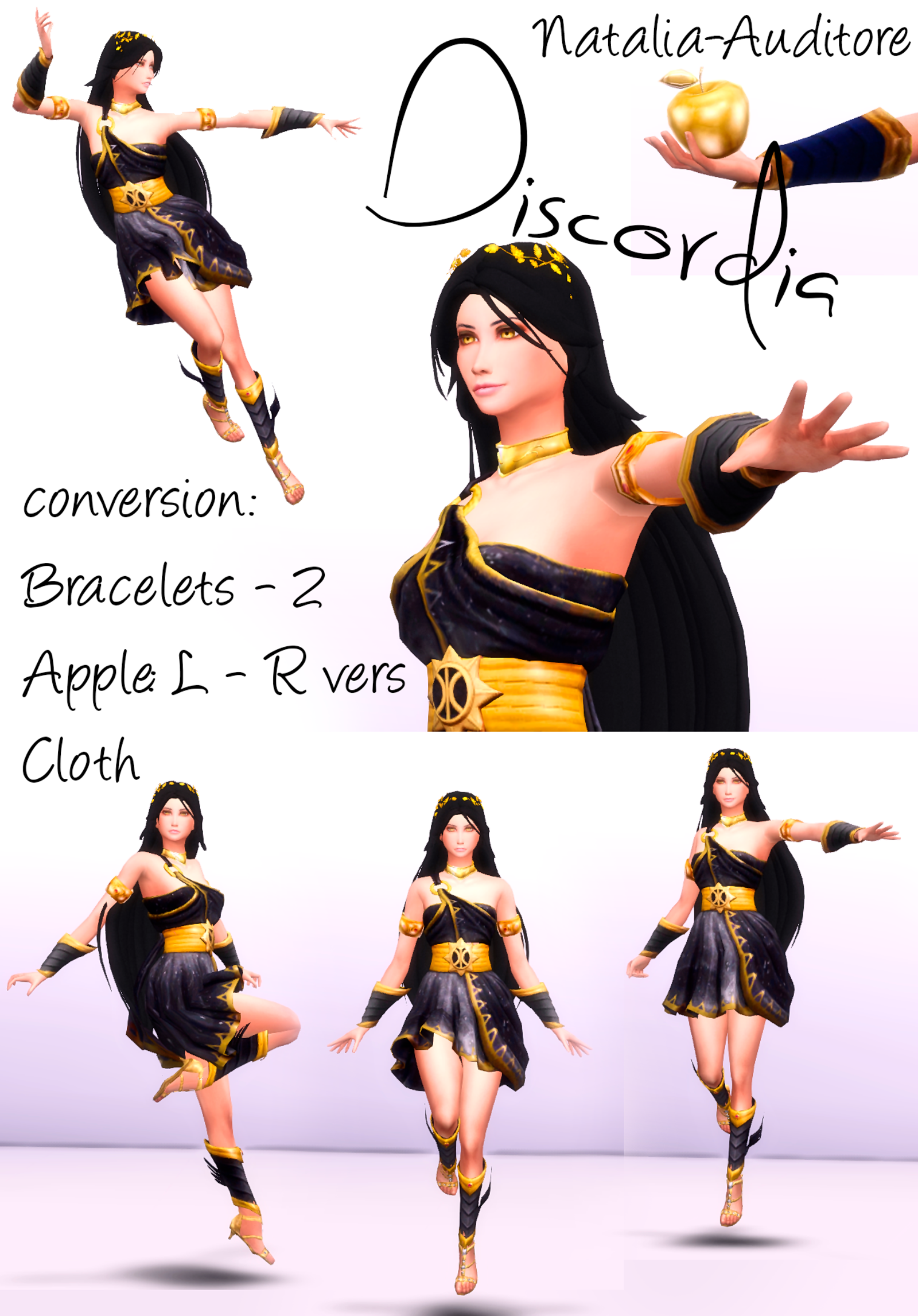 0ca80117a7 Discordia Set  ACCSIMS4  TS4ACC  GREEKSIMS4  hairsims4  ts4hair   greekhairsims4  greecesims4  greekclothsims4