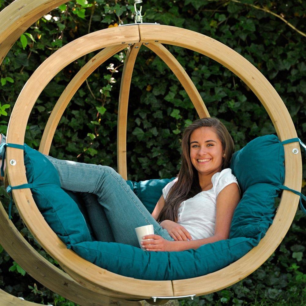 Amazonas Globo Single Garden Swing Seat Replacement Cushion