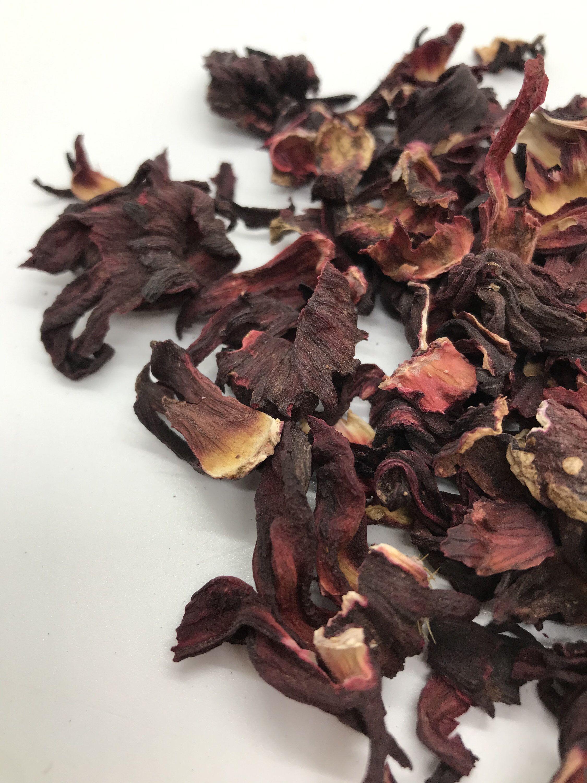 Loose Leaf Tea Hibiscus Herbal A Perfect Tea Gift Loose Leaf