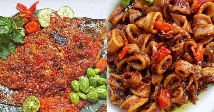 Tak Semua Orang Bisa Mengolah Seafood Menjadi Makanan Yang Lezat Di 2020 Resep Makanan Ide Makanan