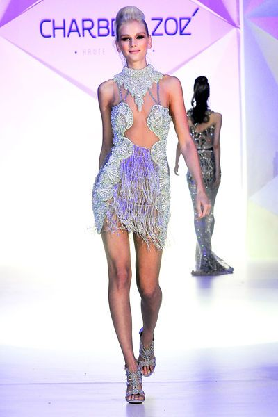 Charbel Zoe - Couture - 2013 collection