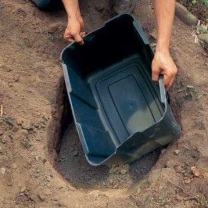 Cr er une fontaine de jardin soi m me fontaine de jardin - Petite fontaine de jardin pas cher ...