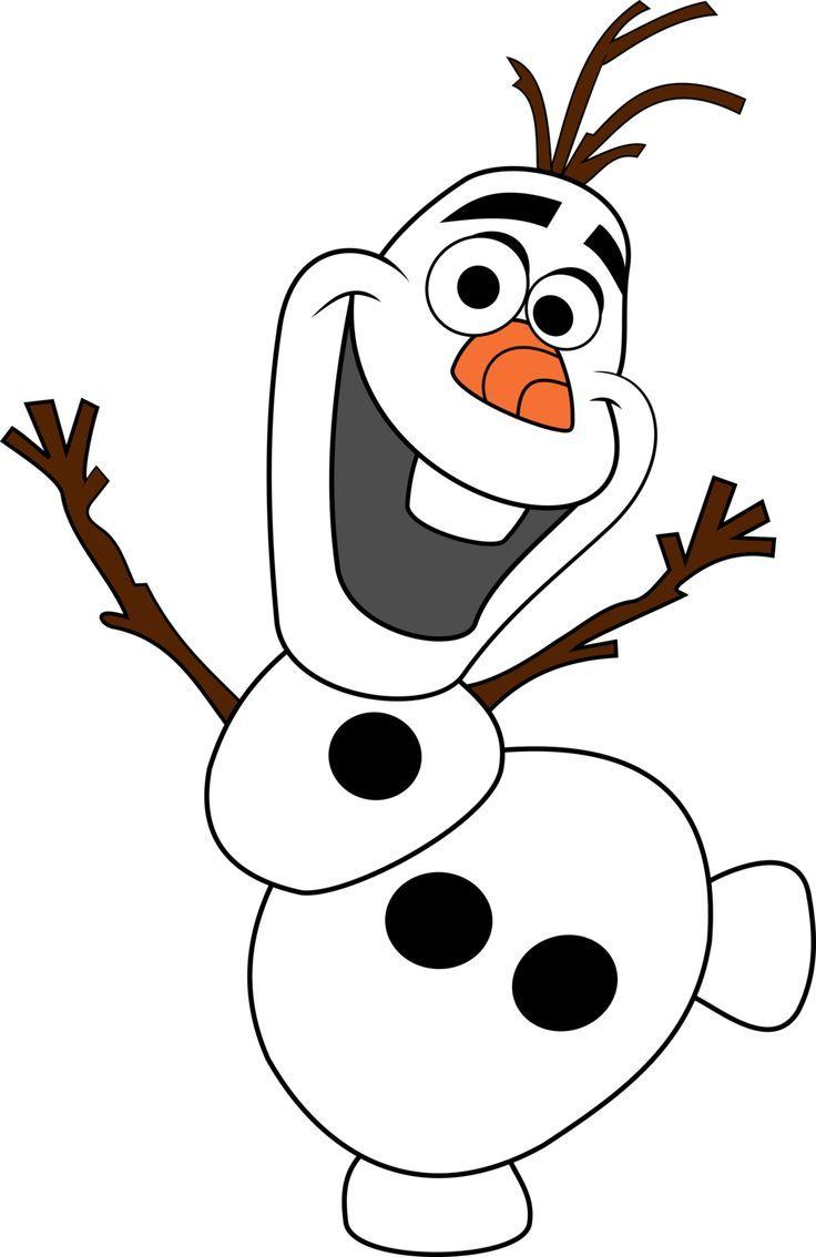 Olaf Snowman, Disney Frozen, Frozen, Olaf, Schneemann, Olaf der ...