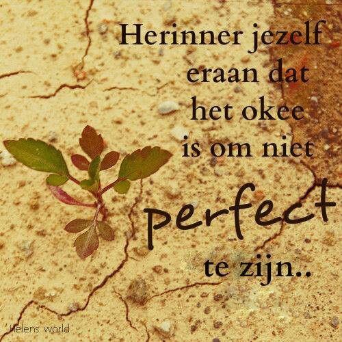 Citaten Uit Literatuur : Perfectionisme citaten nederlands pinterest spreuken