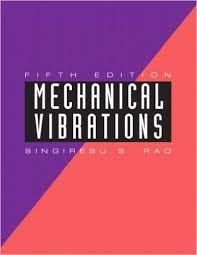Mechanical Vibrations by SS Rao | Free PDF Books