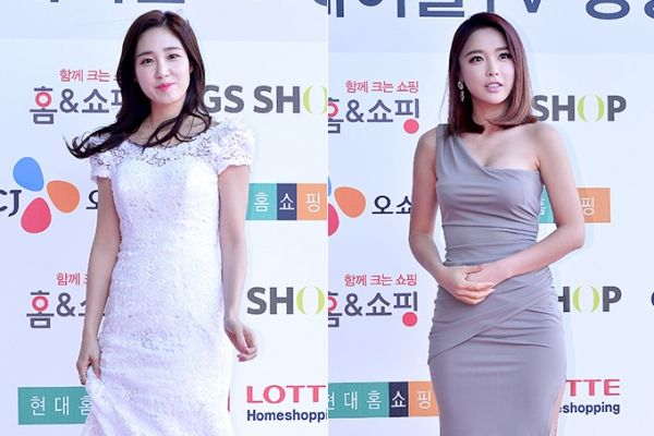 Choi Hee and Hong Jin Young at Cable TV Broadcast Awards Red Carpet - March 13, 2015 [PHOTOS] : Photos : KpopStarz